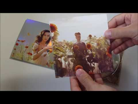UNBOXING: PRISM Deluxe Edition (Katy Perry)