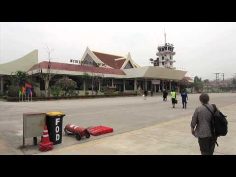 Airport, Immigration, & Hotel Transfer in Luang Prabang, Laos
