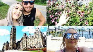 TRAVEL VLOG - Exploring Ottawa - DAY TWO