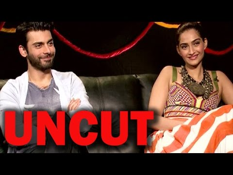 UNCUT - Sonam Kapoor and Fawad Khan's EXCLUSIVE INTERVIEW |  Khoobsurat Movie