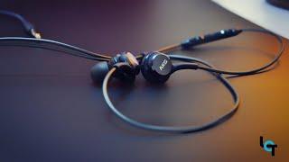 AKG earphones from Samsung s8