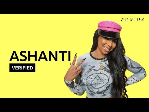 "Ashanti ""Say Less"" Official Lyrics & Meaning 