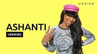"Ashanti ""Say Less"" Official Lyrics & Meaning | Verified"