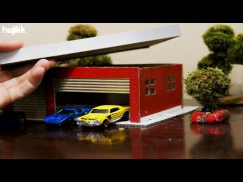 making-old-shoe-box-into-toy-car-garage