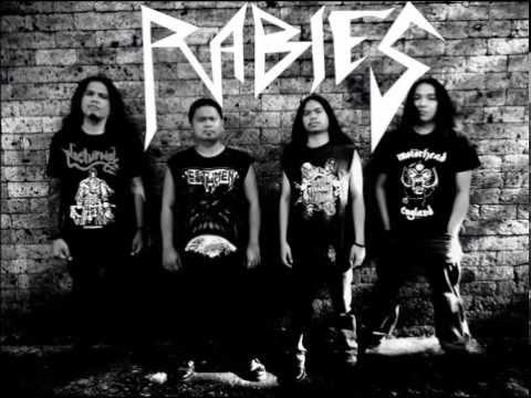 Rabies - Bloodfeud | Philippine Thrash Metal
