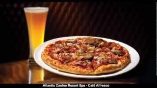 Video Atlantis Casino Resort Spa - Reno Nevada - Café Alfresco download MP3, 3GP, MP4, WEBM, AVI, FLV Juli 2018