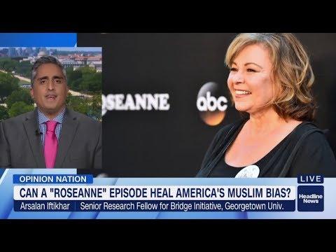 Arsalan Iftikhar Discusses 'Roseanne' Muslim Episode