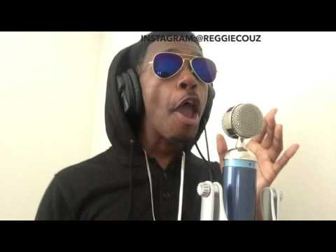 When your producer let you rap that BS on his beat... (Beat by Reggie COUZ)