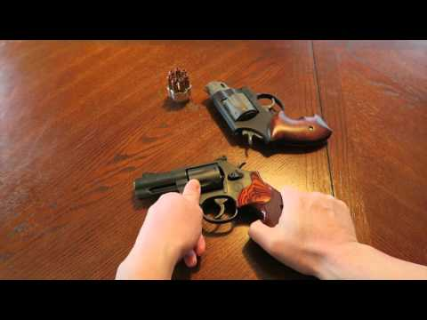 Carrying the S&W 586 L-Comp
