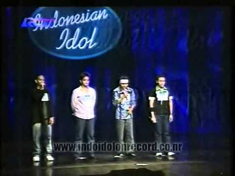 Eliminasi Grup Indonesian Idol 2 (2005) [FULL 23 MIN]