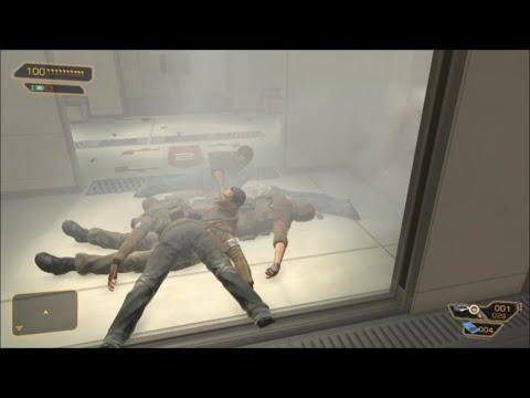 What the heck Zeke? - Deus Ex: Human Revolution Director's Cut episode 2