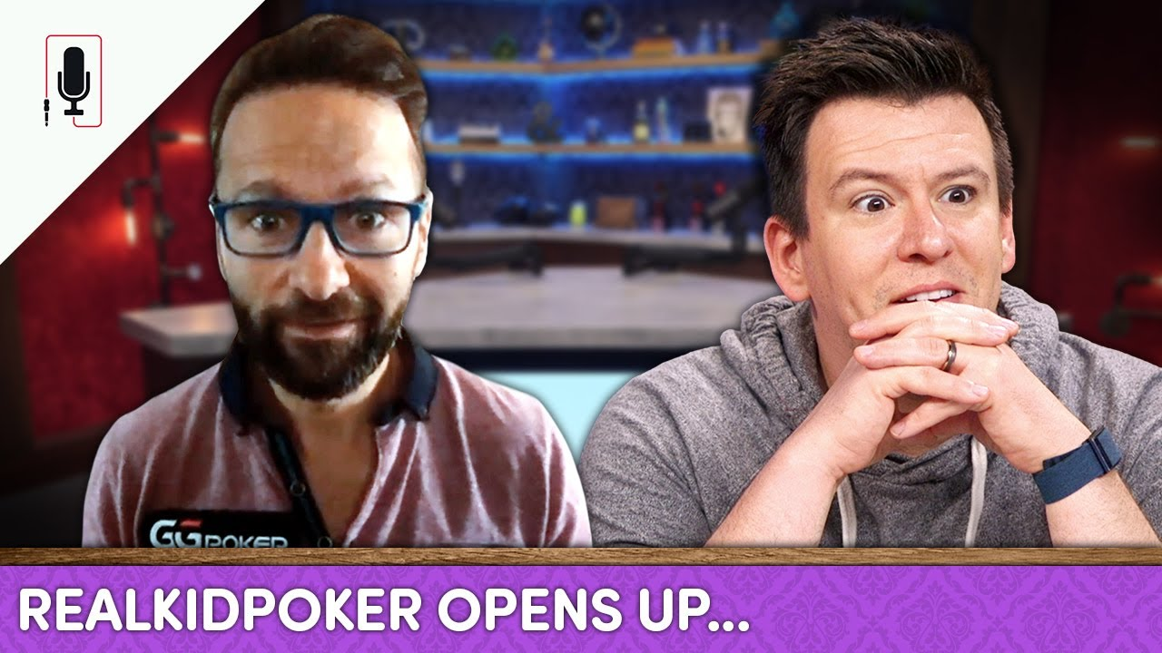 Daniel Negreanu Reveals His Secret To Winning Over $40 Million In Poker, Growing Wealth & More Ep 38