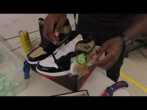 AFP news agency: Detroit boasts world's 1st sneaker exchange: StockX