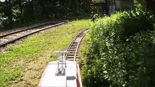 野辺山SLランドスイスレーティッシュ鉄道前面展望(20180818)