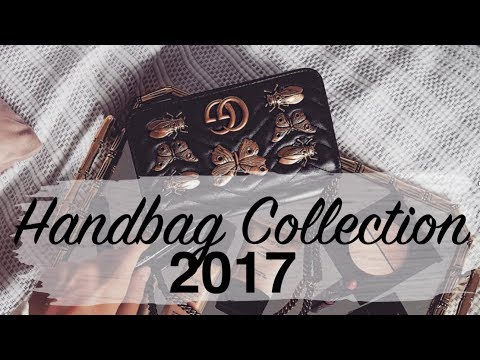 MY HANDBAG COLLECTION | CHLOE, GUCCI, LOUIS VUITTON | SINEAD CROWE