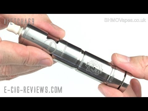 REVIEW OF THE PISCES-T ELECTRONIC CIGARETTE