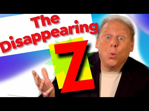 American Accent Training | The Disappearing Z | Voiced Z Sounds | S/Z Combinations