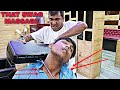 4 times Neck cracking with SWAG | epic head and upper body massage | Indian ASMR