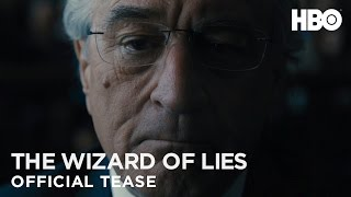 The Wizard of Lies: Tease (HBO)