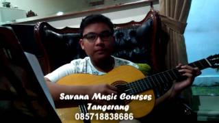 (Testimonial) Kursus Les Gitar Privat classic/pop/jazz di Gading serpong Tangerang 085718838686
