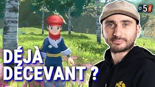 POKÉMON EN MONDE OUVERT, LA BONNE RECETTE ? - 5 Choses à savoir sur Légendes Pokémon : Arceus