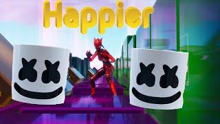 """Canción """"Happier"""" Marshmello En Fortnite (Codigo)"""
