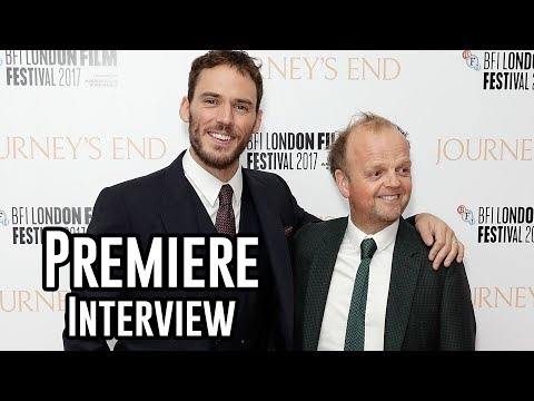 Toby Jones  Journey's End LFF 2017 Premiere