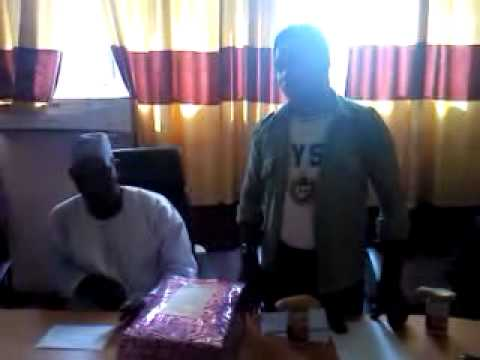 Farewll Speech by Nweke Prince at NYSC POP