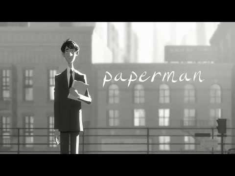 Paperman, by John Kahrs (2012) (Pixar / Walt Disney)