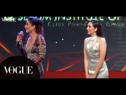 Kareena Kapoor Khan at the Vogue Women Of The Year Awards 2018