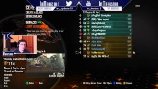 The Angriest Party on Xbox (BO2 SnD Funny Raging)