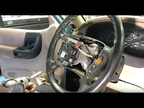 How To Replace Ford Cruise Control Buttons Youtube