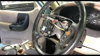 How To Replace Ford Cruise Control Buttons thumbnail