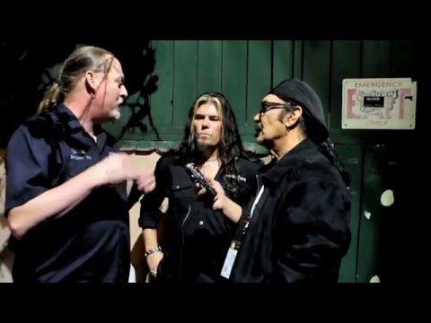 Kill Ritual's David Reed Watson & Steven Rice - BackStage360 Videos and Interviews