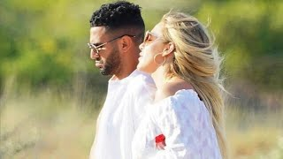 Taylor Ward Future Wife Of Riyad Mahrez (Cute Couple) 💑💙💚💖💘💝💞