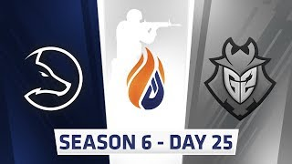 ECS Season 6 Day 25 LDLC vs G2 - Nuke