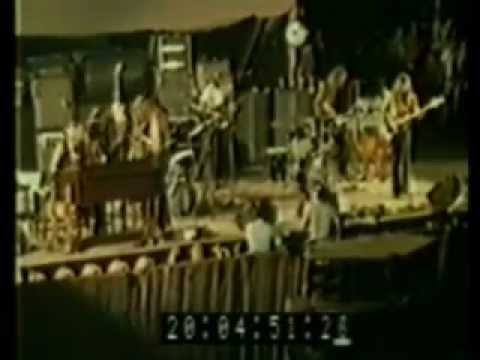The Allman Brothers Band - Mountain Jam (Love Valley Festival, July 17, 1970)