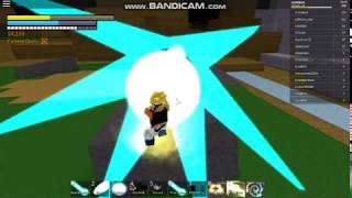 DBZ Final Stand Pt.1: Roblox