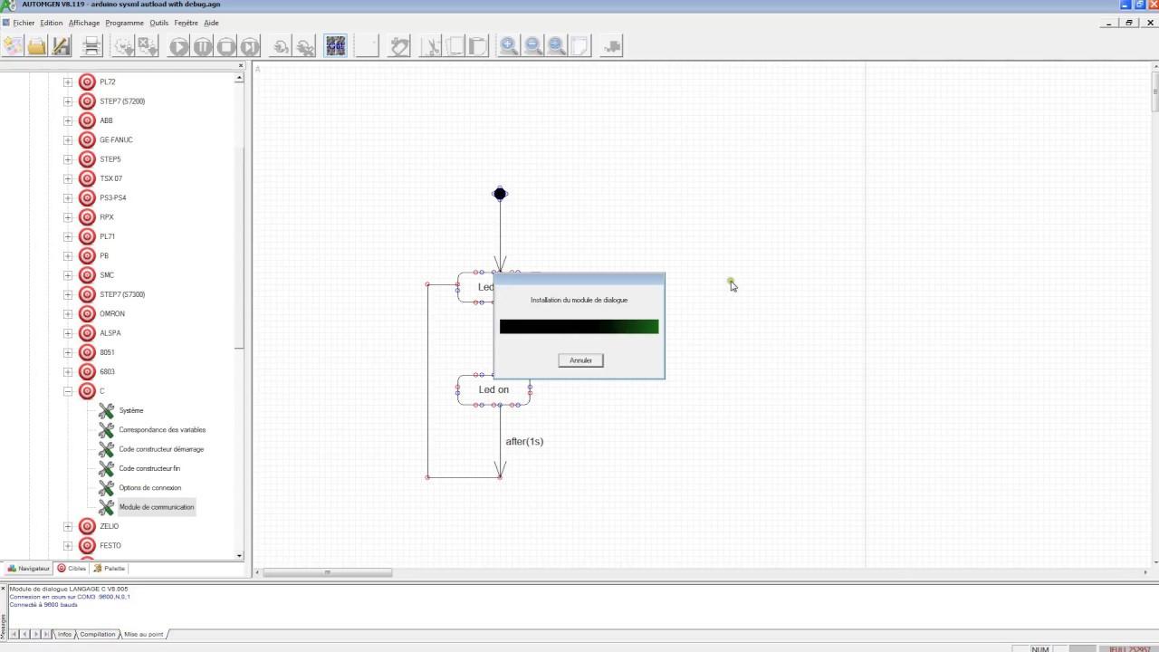 logiciel automgen 8