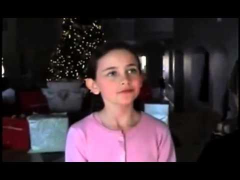 Michael Jackson interviews his children on Christmas day