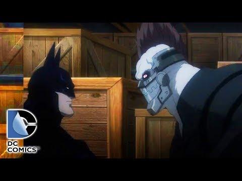 Смотреть мультфильм бэтмен нападение на аркхэм