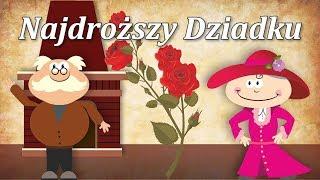 Najdroższy Dziadku - piosenka dla dzieci - Babadu TV na dzień Dziadka