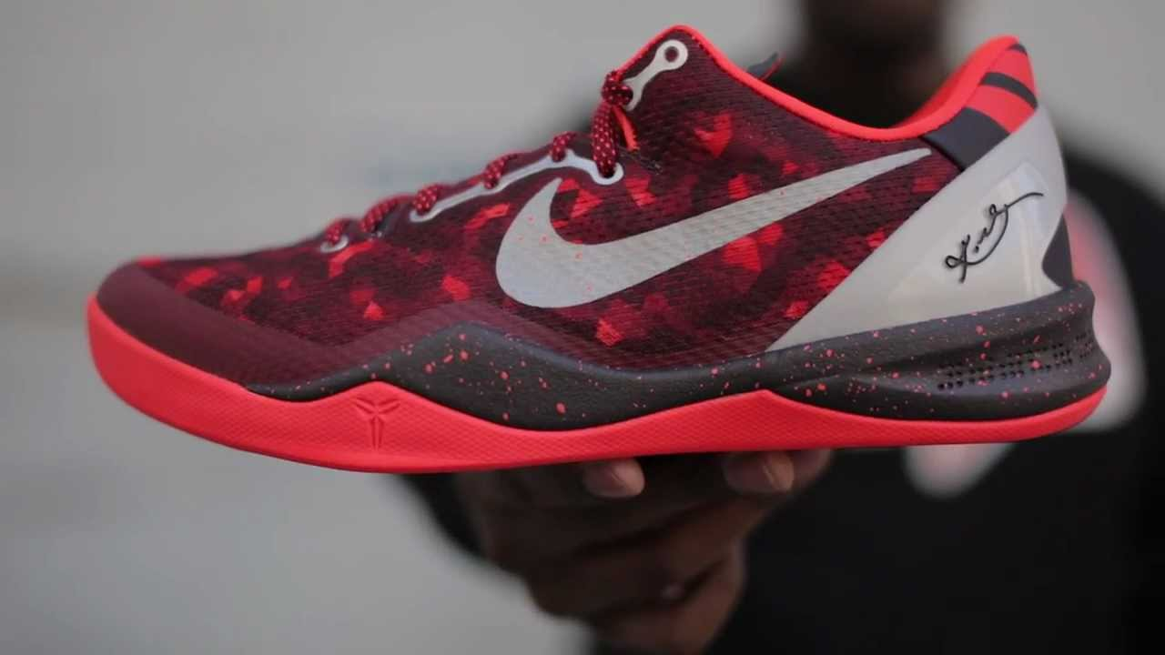 Nike Kobe 8 System Year Of The Snake Live Look Youtube
