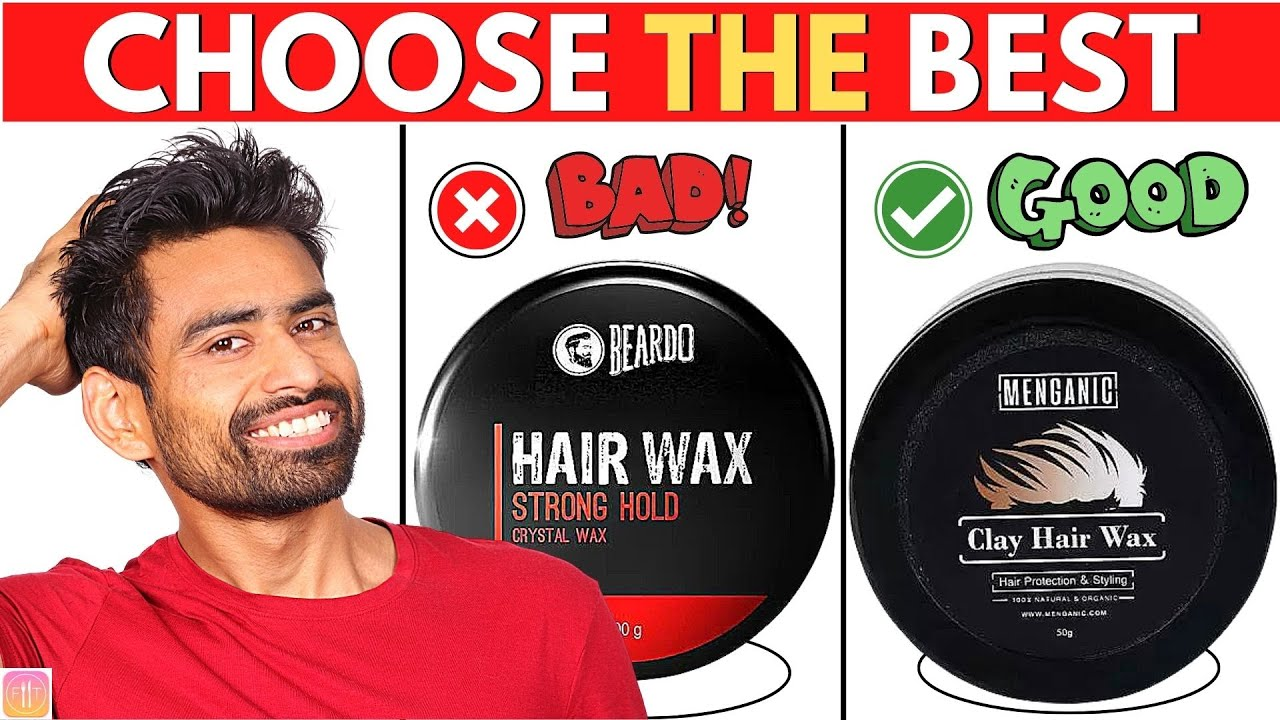 5 Amazing Hair Styling Products in India that are Actually Natural