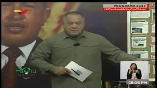 General confirma lo dicho en el juicio del chapo contra Chávez - P de Mando EVTV - 01/17/2019 Seg 2