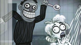 - ЗАТРОЛИЛИ ВСЕ ХОРРОРЫ 2 Troll Face Quest Horror 2 Halloween