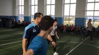 """БК """"Днепр"""" в гостях в Синельниковской ДЮСШ"""