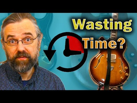 Don't Waste Your Practice Time On These 3 Things