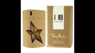 A*Men Pure Wood By Thierry Mugler (2014)