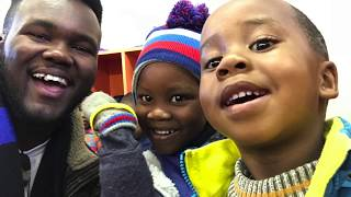 Journey through South Africa ll Visit to Orlando Children's Home (Vlog 6)
